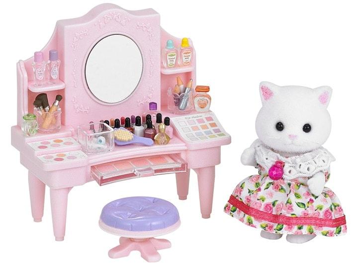 La table de maquillage et figurine - 5