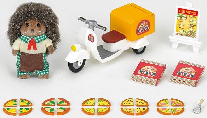 Pizza Kapıda Seti - 8