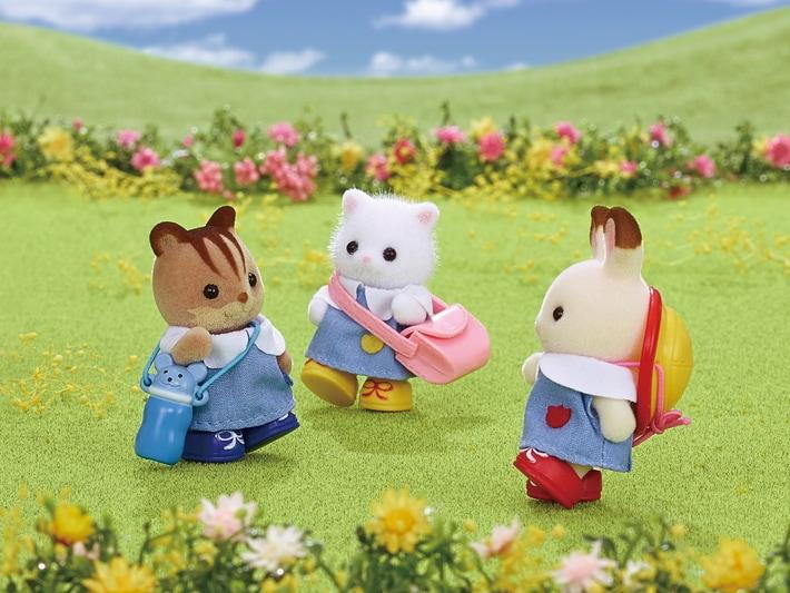 Amigos do Jardim da Infância - 6