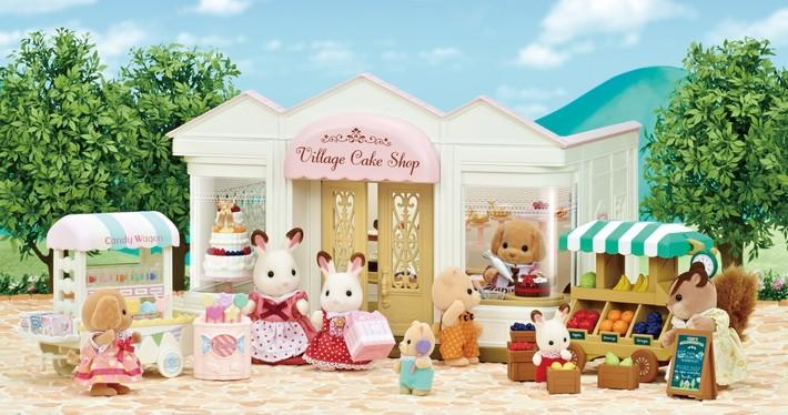 La boutique de gâteaux et pâtisseries - 8