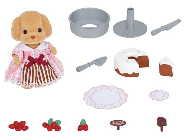 Le coffret pâtisserie et figurine - 6