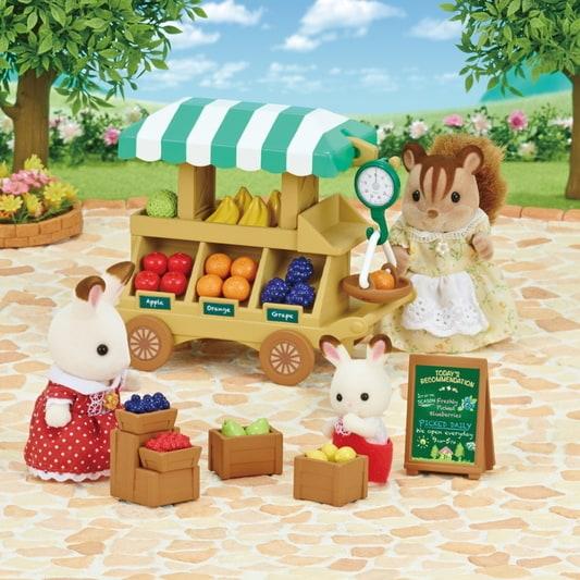 Le stand de fruits - 8