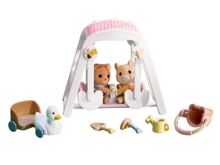 Peaches & Freddy's Swing and Play - 4