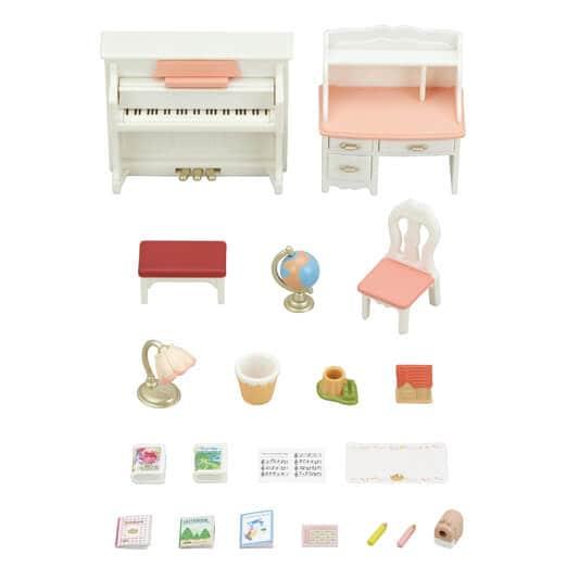 Le set piano et bureau - 8