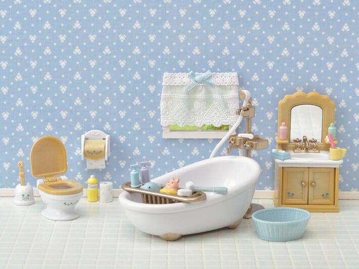 Country Bathroom Set - 8
