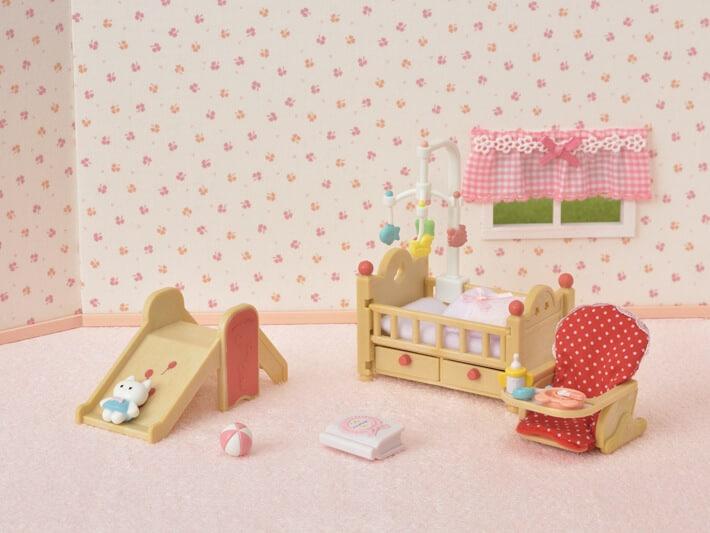 Baby Nursery Set - 8