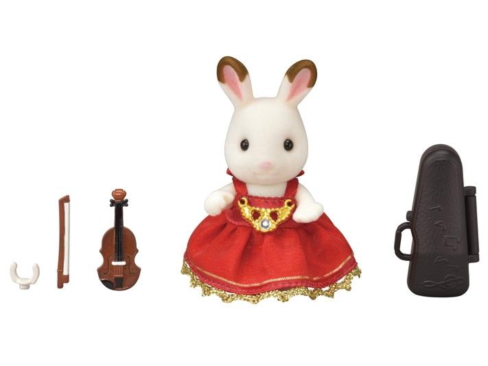 巧克力兔妹妹和小提琴 - 6