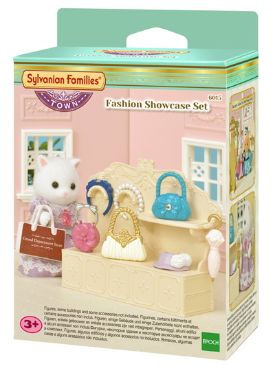 Fashion Showcase Set - 6