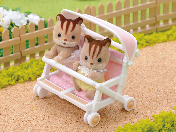 Double Pushchair - 5