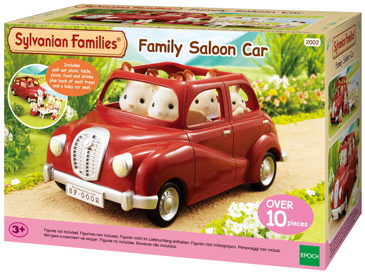Family Saloon Car - 7