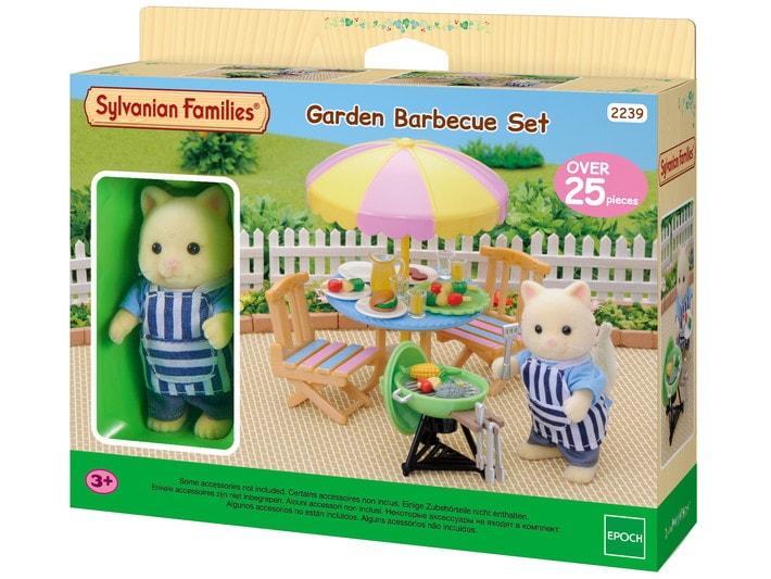 Le set barbecue de jardin - 6