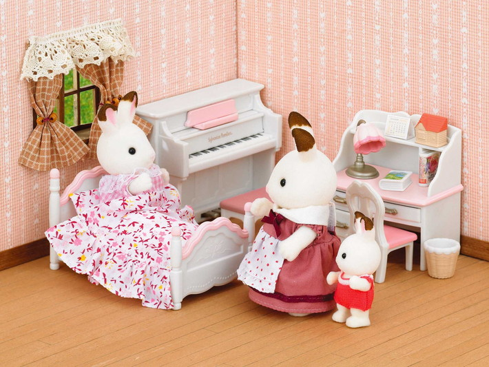 女孩卧室套 - 4