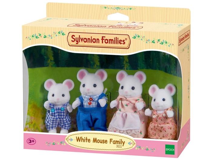 Beyaz Fare Ailesi - 4