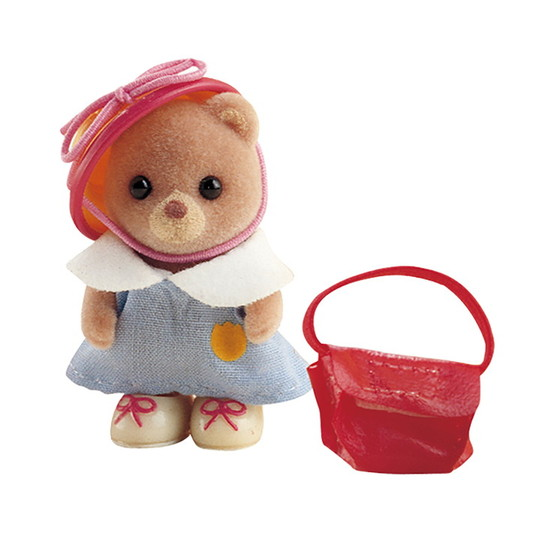 Bear with bag - 3