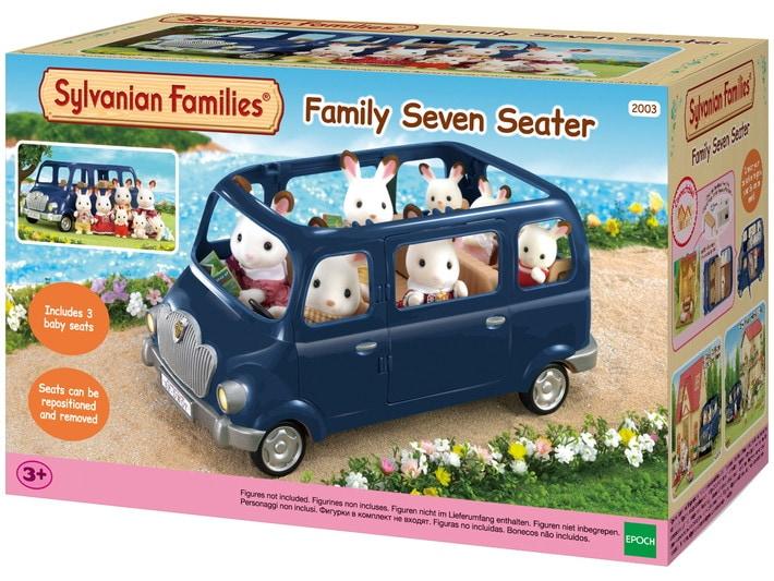 Büyük Aile Arabası - 7