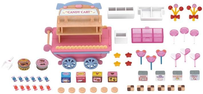 Le stand de sucreries ambulant - 7