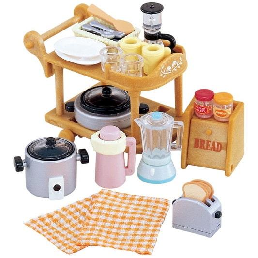Pusdienu gatavošanas un pasniegšanas komplekts - 5