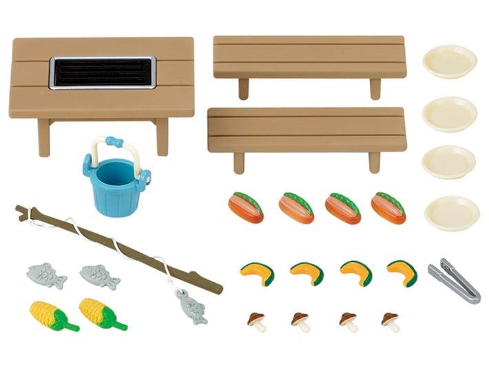 Le barbecue du pêcheur - 5