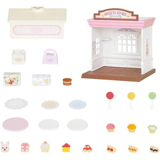 Le magasin de bonbons - 7