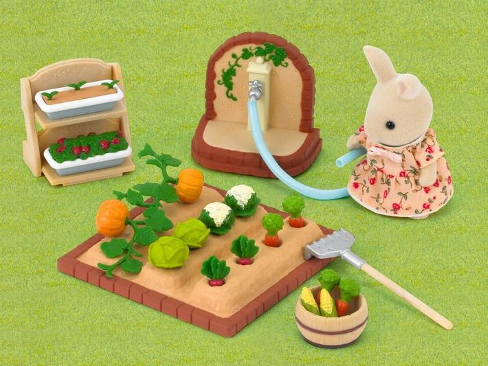 Le jardin potager - 6