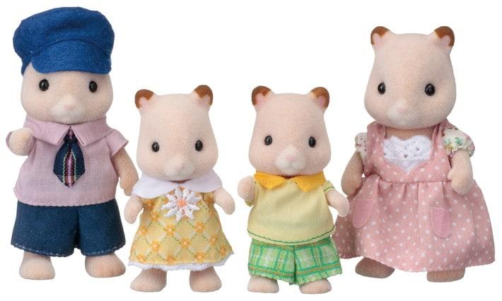 Οικογένεια Hamster (5121) - 4