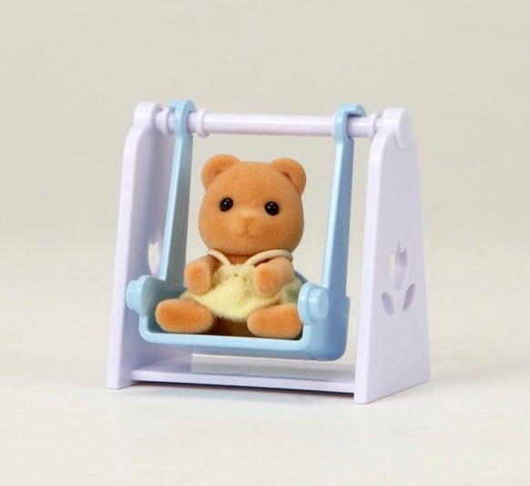 Lāču mazulis ar šūpolēm - 3