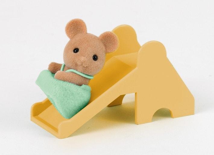 Peļu mazulis ar slīdkalniņu - 3