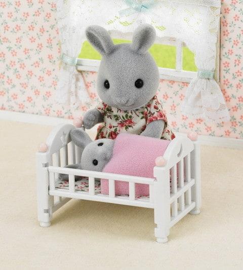 Mazuļa gultiņas komplekts - 5