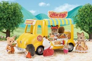 The Hot Dog Van Is Here!