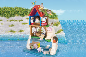 A Big Adventure at the Secret Island Playhouse