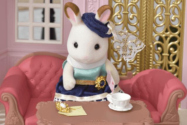 Town Girl Series - Chocolate Rabbit -