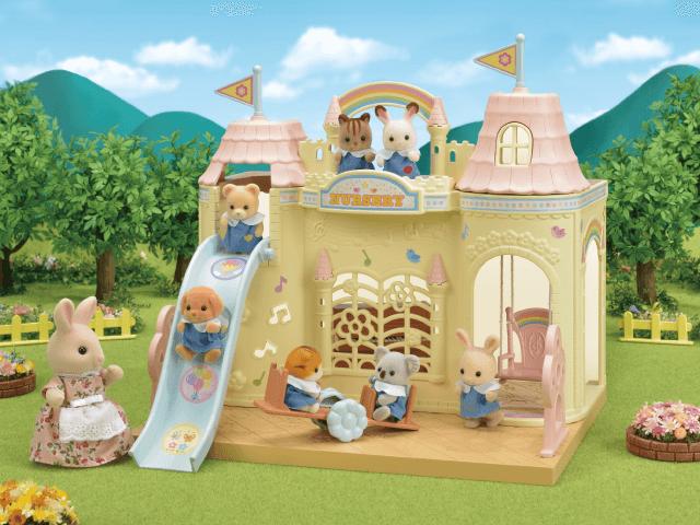 O Concerto Musical do Jardim da Infância