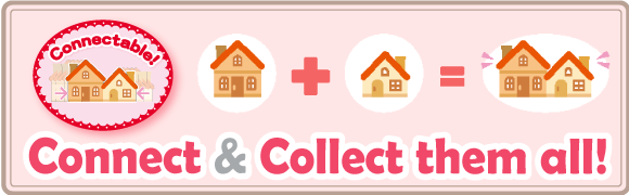 Connect & Collect them all!