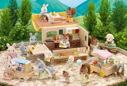 catalog sylvanian families. Black Bedroom Furniture Sets. Home Design Ideas